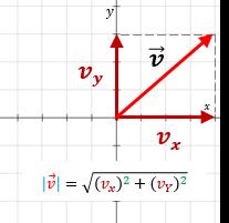 módulo vector