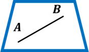 cuadrilátero convexo  Figuras Geométricas cuadrilatero convexo