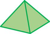 pirámide  Figuras Geométricas piramide