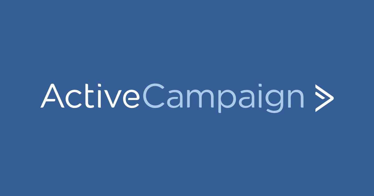 Herramientas para email marketing - activecampaign