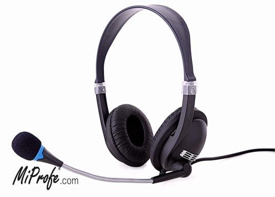 Requisitos técnicos clase online - micrófono